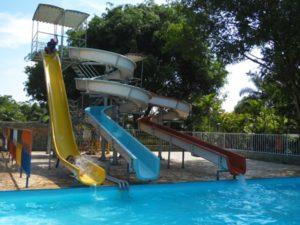 08 Clube e Park Rincão Lazer em Parelheiros piscina com toboaqua Zona Sul www.portalnossobairro.com.br